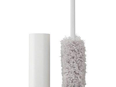 無印良品のミニハンディモップは洗えて替えもあって便利です。
