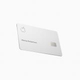 Appleのクレジットカード「Apple Card」のシンプルなデザインが良い
