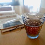 【iittala】カステヘルミ(Kastehelmi)のグラスにテンション上がる!良い買い物しました