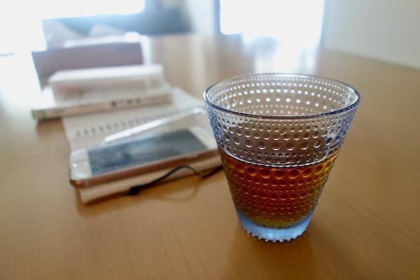 カステヘルミ(Kastehelmi)グラス アクア