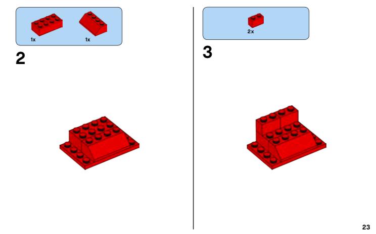 レゴクラシックの作り方