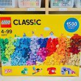 【LEGOクラシック】4・5歳児が大ハマり!5種類のボックスで遊んだレビューと感想