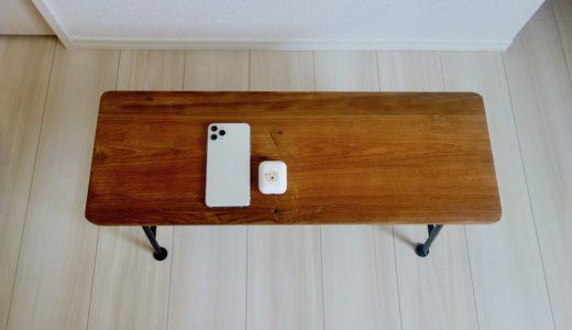 これから欲しいのは木製家具|2点購入したものをご紹介