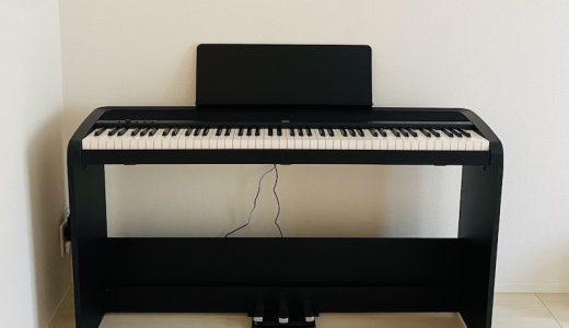 電子ピアノを購入しました|小1長男ピアノを習いはじめて1年がたちました