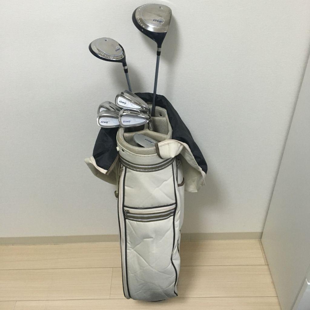 ゴルフバッグ 捨てる 買取