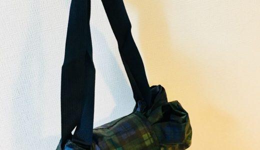 【時短アイテム】レジかごバッグで食材の買い出しを楽に!子連れのワンオペ買い物に便利